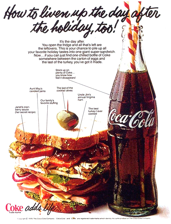 Classic Coca-Cola Ads From 1889 to 2008 | K-Log Blog
