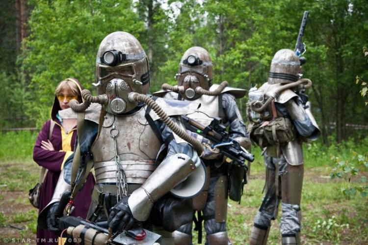 Fallout 3 sexy power armor mods